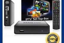 IPTV Streaming Box / The MAG 250/254 Micro set-top box is a very popular solution for IPTV streaming, combining the widest technical capabilities demanded by broadband operators with unrivalled user-friendliness for end consumers interested in interactive digital TV more info visit - http://www.iptvstreamingbox.com/
