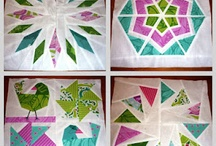 Paper piecing / by Darlene Gover
