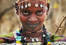 Beadwork from Ivory Coast