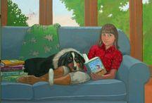 People & Dogs 3 / ART