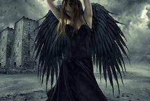Engel und Feen