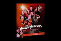 Live 2014 / Einige Impressionen unserer Auftritte 2014. Party und Live Musik auf unserer Tour. www.diebabenberger.at