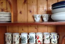 Pottery, Glass & Ceramics / Decorative or functional - or both; crockery is a basic necessity of life.