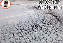 Via Capuana Roma / La situazione di Via Capuana a Roma (agg. 2.2.2015)