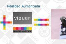 Ejemplos con Visuartech / Ejemplos de Realidad Aumentada con Visuartech. Para más información, por favor visita nuestra página web: http://www.visuartech.com/