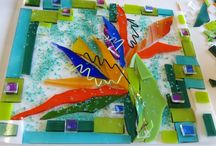 glass fusing ideas by kat gottke