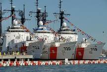 U.S Coast Guard-everything related / by Nancy Zimmeman