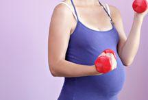 exercícios gravidez