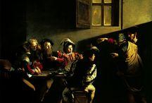 Michelangelo Merisi da Caravaggio / by Nikola Eftimov
