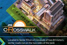 JMS CrossWalk / JMS CrossWalk - Upcoming Commercial Project in Sec 93, Gurgaon
