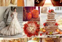 My best friend wedding inspiration / Autumn wedding / by Dominique Salvo