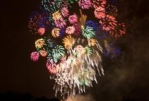 fireworks of glory