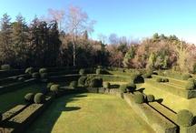 Il Parco di Villa Bernardini / Un gioiello del Rinascimento circondato da 8 ettari di parco nella lussureggiante collina Toscana