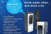Drink Fresh Water Toronto / Drink Water often and Drink a lot... City Water International offers FREE 30 Trail http://cityh2o.com/