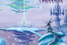 Rodney Matthews Greetings Cards / Available at: www.rodneymatthewsstudios.com