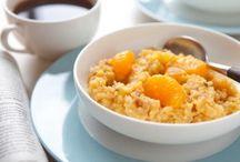Eating Healthier / Healthy recipes, easy to prepare