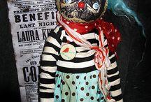 Жиренкина Алена / Куклы от Алёны это мир который пугает и притягивает одновременно