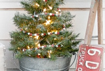 Cabin Christmas / by Kay Holsted