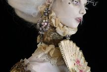 Art dolls / Handcrafted art dolls by loving hands.