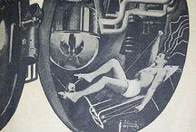 Svět budoucnosti / Časopis 100+1 z roku 1966