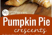Pumpkin recipes / All things Pumpkin! Fall is approaching and we all love Pumpkin during this season.