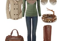 Fall outfits / by Diana Wallwork