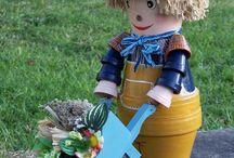 Flower pot Gardner love it