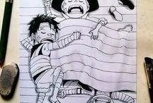 draw one piece