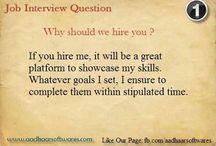 Job Interview related Questions - Aadhaar Softwares