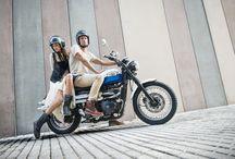 Shooting EXKLUSIV 2015_04 / Collection de casques moto EXKLUSIV 2015