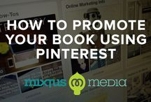 I <3 Pinterest / boards that help authors promote and market