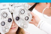 Eye Care Doctors / Optometrists prescribe medicines, low vision rehabilitation, vision therapy, eyeglasses, and contact lenses.