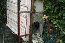 domky pro zvířata