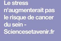 Cancer du sein - articles web