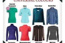 Understanding Colours