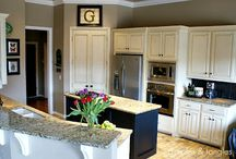 Design & Decor - Kitchen & Dining / A collection of ideas to think about incorporating in the remodeling of our kitchen (including pantry area) and dining area / by Sharon Stinson