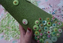Button Trees!!! / by Colleen Anderson