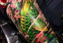 Japońskie tatuaże
