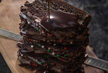Food Styling - Dessert