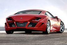 autos de lujo...¡