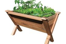 Gronomics / Gronomics products that are ideal for starting and expanding your raised garden beds. All garden beds and planters are food safe, many are modular and all are made of cedar which is ideal for pest resistance. Grow with Gronomics....available at www.nutshellstores.com