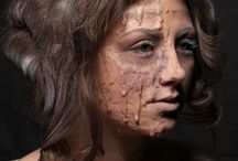 Make-up and special effects / Work by some of our make-up and special effects students.