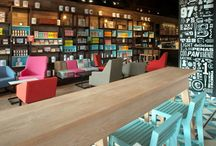 Coffee shops and lounges / places that I would love to be my second home... / by Nancy Flores