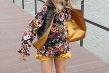 El mostaza es para el otoño / Moda infantil de otoño invierno en tonos mostaza