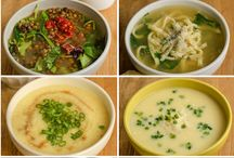 Chicken soup / Six recipes