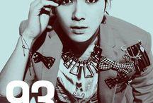 NU'EST - Aron (my bias)