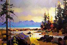 Michael O'Toole Art