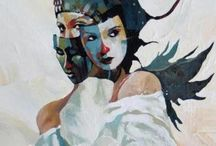 BRUCE HOLWERDA [painting]