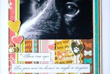 Project Scrapbook26 / One layout every other week for a year...