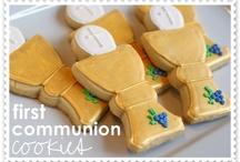 First Communion Invitations / First Communion invitations and First Communion favors